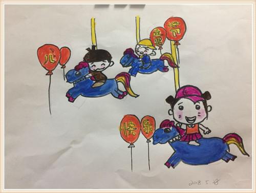 伽宝-儿童节