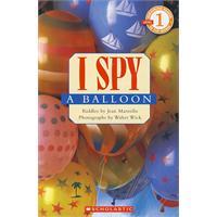 I SPY A BALLOON (S)  I SPY  气球