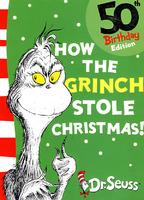 格林治如何偷窃圣诞节的  50周年纪念版How the Grinch Stole Christmas 50birthda...