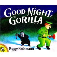 Good Night, Gorilla 晚安,大猩猩