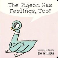 鸽子也会闹情绪!