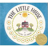 The Little House Board Book 小房子