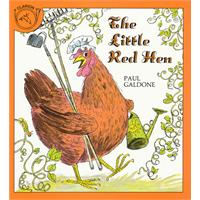 The Little Red Hen 小红母鸡