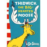 Thidwick Big-Hearted Moose 驼鹿的雄心