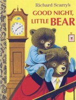 GOOD NIGHT, LITTLE BEAR 晚安,小熊