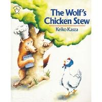 The Wolf's Chicken Stew 狼大叔的红焖鸡