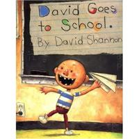 David Goes to School 大卫去上学