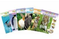 我的第一套动物探索书系列