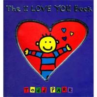 The I LOVE YOU Book我爱你