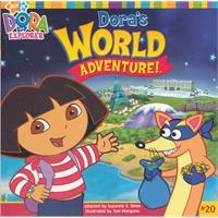 Dora's World Adventure! 朵拉的全世界大冒险!