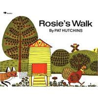 Rosie's Walk-母鸡萝丝去散步