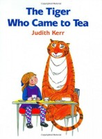 The Tiger Who Came to Tea & Twinkles, Arthur and Puss和老虎喝下午茶