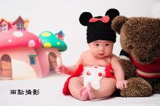 北京小雨点儿童摄影工作室